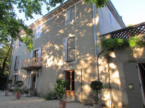 Le Clos de La Chardonnière : Guest accommodation near Baix