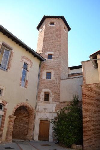 Appartement City Break Cathare : Apartment near Albi