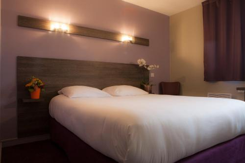 Hotel Restaurant Vesontio : Hotel near Miserey-Salines