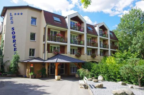 Residence Des Sources : Guest accommodation near Algrange