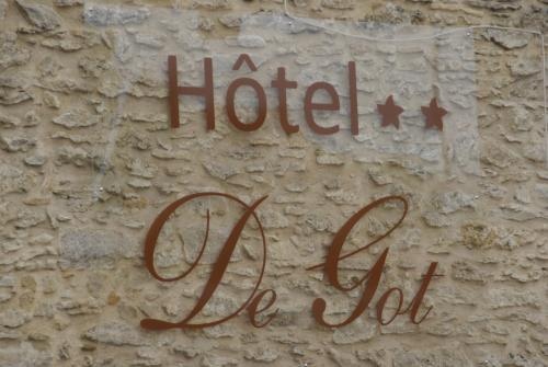 Hotel de Got : Hotel near Guillos