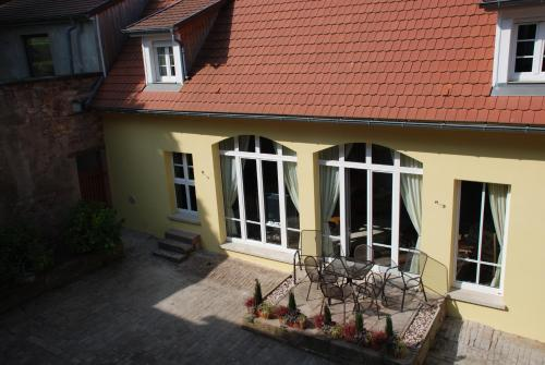 Les Bleuets : Guest accommodation near Ergersheim