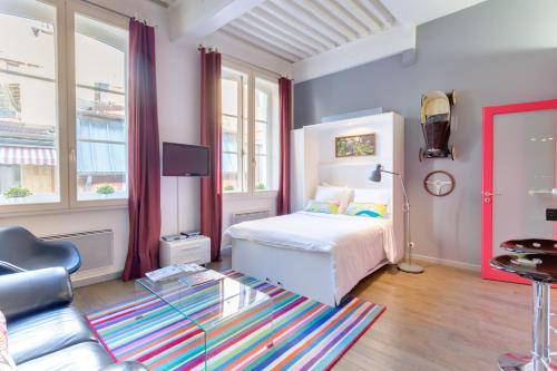 Like Home - Terreaux : Apartment near Lyon 1er Arrondissement