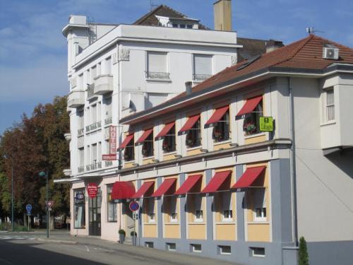 Hotel Berlioz Basel Airport : Hotel near Raedersdorf