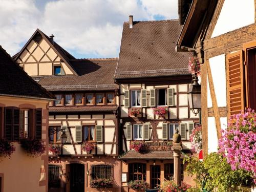 Hotel Restaurant A la Vignette : Hotel near Saint-Hippolyte