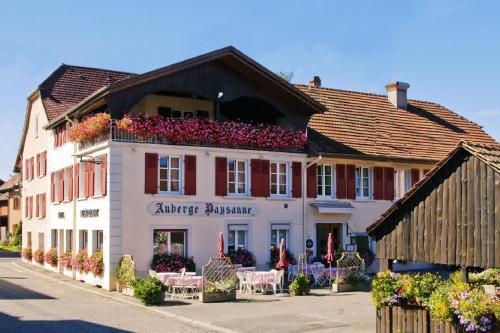 Auberge et Hostellerie Paysanne : Hotel near Muespach