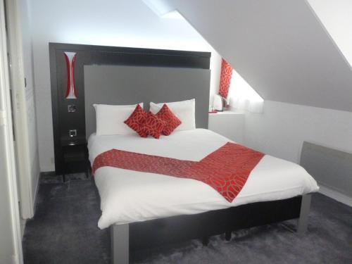 Auberge bretonne : Hotel near Saint-Aubin-des-Châteaux