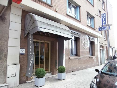 Hotel Borel : Hotel near Gravelines
