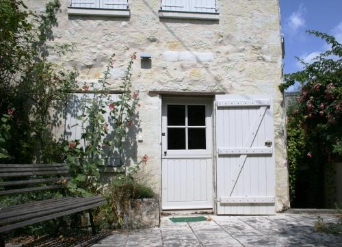 Gite Chateau de Chaintres : Guest accommodation near Montreuil-Bellay