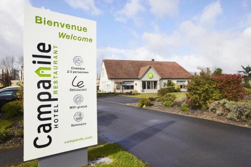 Campanile Bordeaux Sud - Gradignan-Talence : Hotel near Gradignan