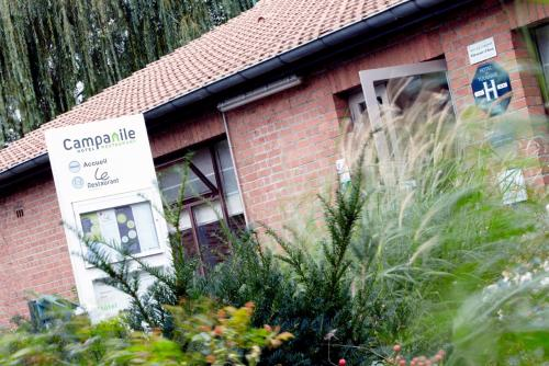 Campanile Lille Est - Villeneuve D'ascq : Hotel near Anstaing