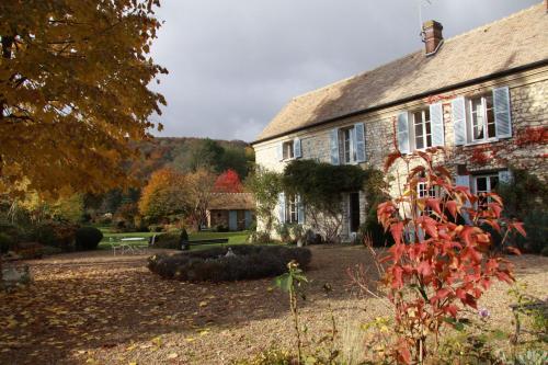 Les Jardins de L'Aulnaie : Bed and Breakfast near Pacy-sur-Eure