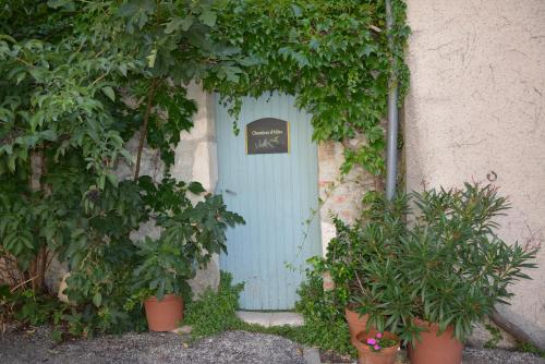 Atelier de Fons : Bed and Breakfast near Lussan