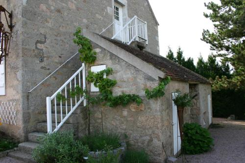 Domaine de Clermont : Bed and Breakfast near Fain-lès-Moutiers