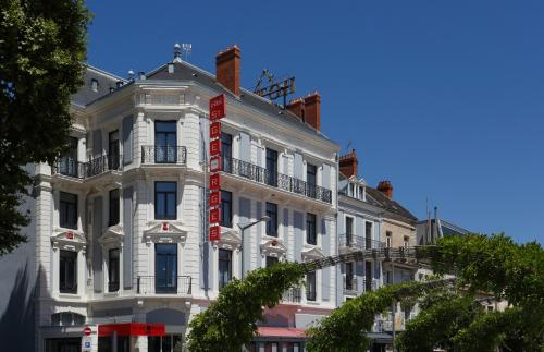 Saint Georges Hotel & Spa : Hotel near Saint-Marcel