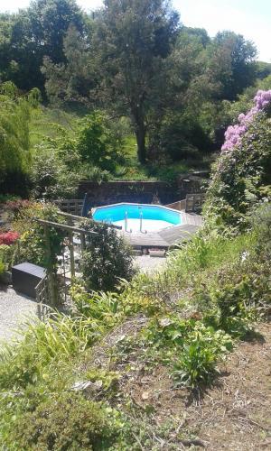 Gîte Les Bouillons : Guest accommodation near Lapenty