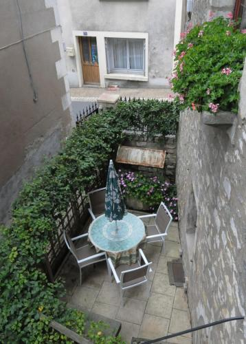 Studio Bardin : Apartment near Chaulgnes