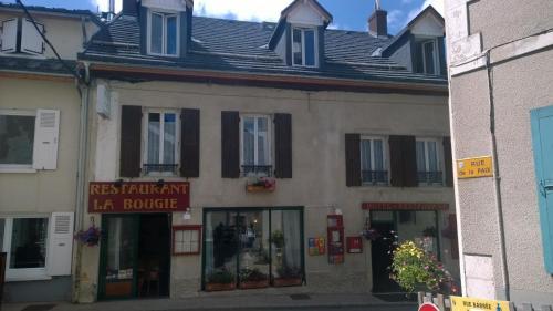 Hôtel du Centre : Hotel near Monteynard