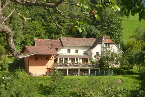 Auberge Du Sobach : Hotel near Sainte-Croix-aux-Mines