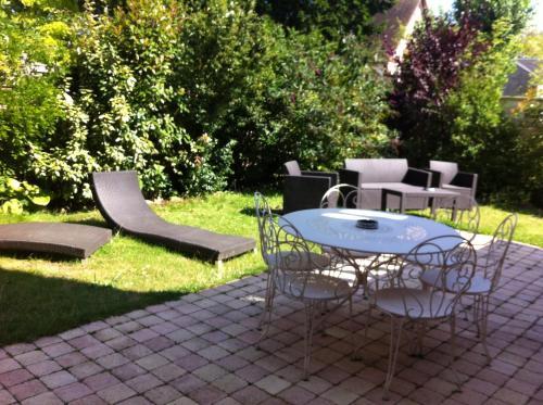 Le Mascaret : Bed and Breakfast near Saint-Arnoult