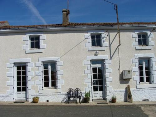 La Folie : Bed and Breakfast near Saint-Paul-en-Gâtine