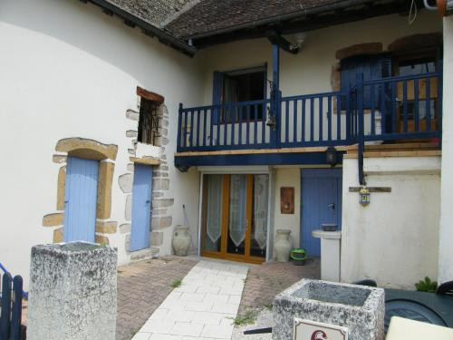 Le Bioumonais : Guest accommodation near Saint-Gengoux-le-National