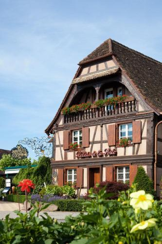 Relais De La Poste-Strasbourg Nord : Hotel near Rottelsheim