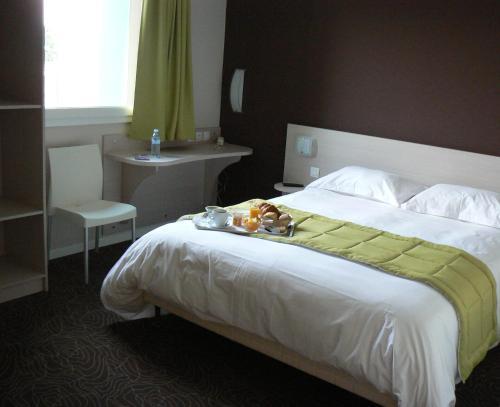 Brit Hotel L'adresse : Hotel near Concoret