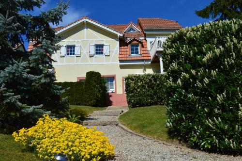 Au Petit Bonheur : Apartment near Saint-Hippolyte