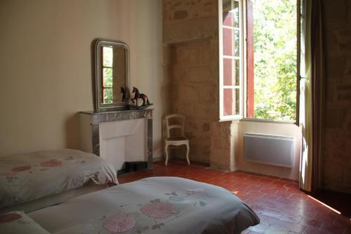 Mas de St Remy Maison de Maitre : Guest accommodation near Aimargues