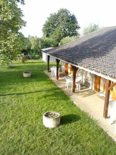 Les Rolanges Chambres d'hôtes : Bed and Breakfast near Lanthes