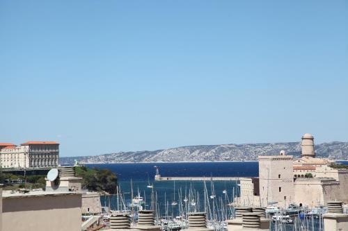 Le Sainte Catherine : Apartment near Marseille 7e Arrondissement