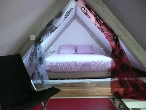 Le Chat Rouge Chambres d'Hôtes de Charme en Alsace : Bed and Breakfast near Orbey