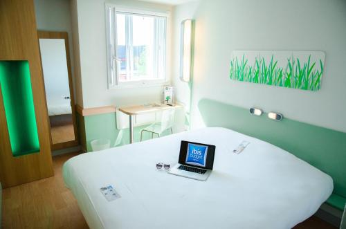 ibis budget Aeroport le Bourget Garonor : Hotel near Gonesse