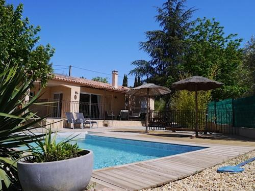 Villa Pergola : Guest accommodation near Aumelas