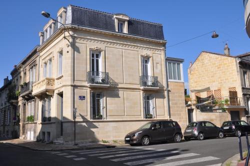 La Villa Desvaux de Marigny : Bed and Breakfast near Le Bouscat