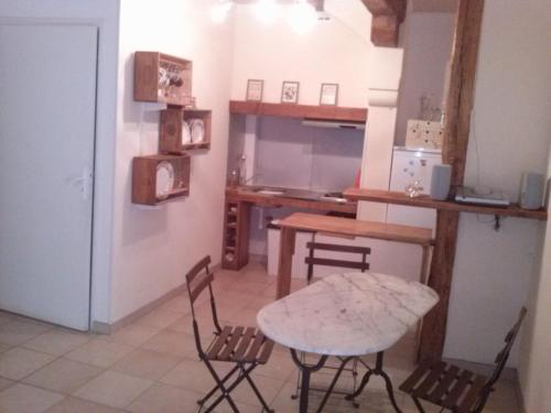Le Massanous : Apartment near Moux