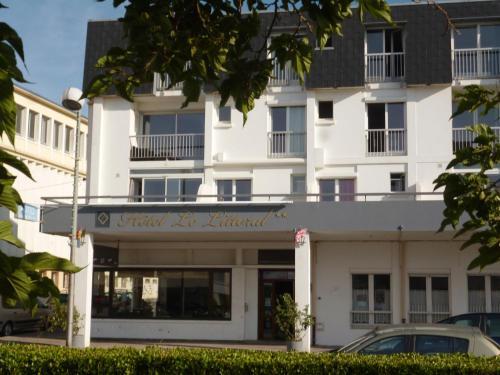Le Littoral : Hotel near Verton