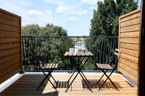 Les Terasses de Louise : Apartment near Talence