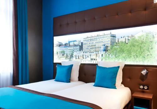 Hotel des Savoies Lyon Perrache : Hotel near Lyon 7e Arrondissement