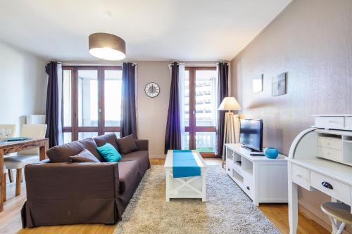 Appart Coeur de Lyon Part Dieu - Halles Paul Bocuse : Apartment near Lyon 3e Arrondissement