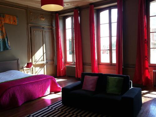 B&B Les Francières : Bed and Breakfast near Vatan