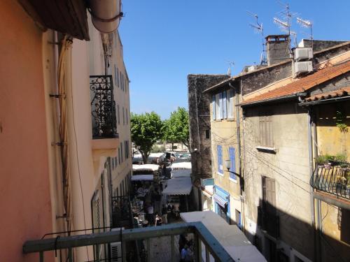 Le petit balcon de Cassis : Apartment near Cassis
