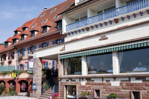 Hôtel des Vosges : Hotel near Saint-Louis-lès-Bitche