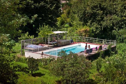 La Maison du Pont Vieux : Bed and Breakfast near Ganges