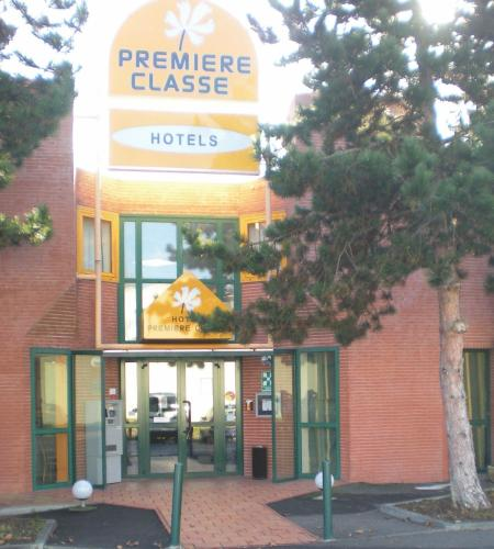 Premiere Classe Toulouse Sud Labege : Hotel near Pouze