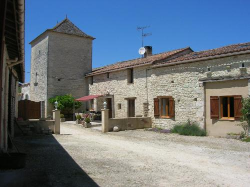 Chambres d'Hotes Le Garry : Guest accommodation near Thénac