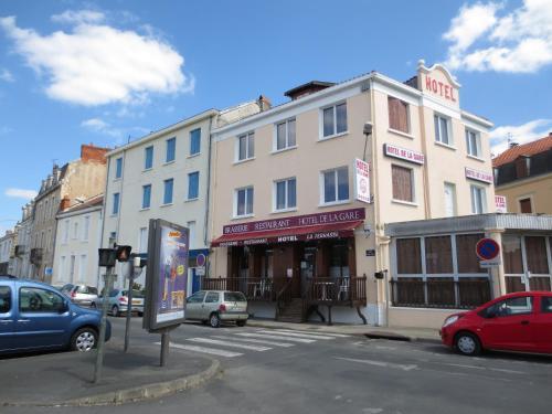 Hôtel de la Gare : Hotel near Cornille