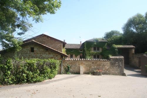 L'Aube du Moulin : Bed and Breakfast near Morancé