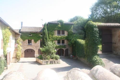 L'Aube du Moulin : Bed and Breakfast near Fareins